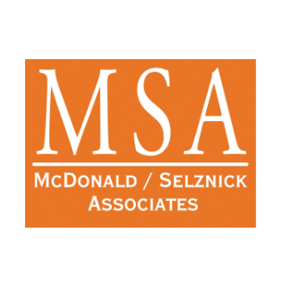 MSA [ McDonald Selznick Associates ]